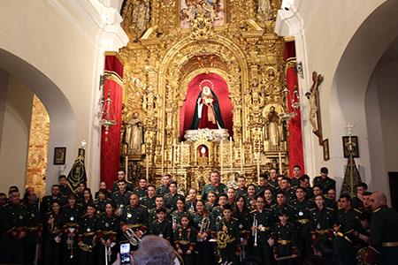 San Juan Evangelista y Ntra Sra de la Soledad